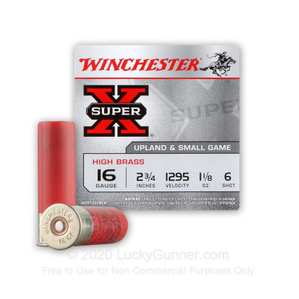 Image 2 of Winchester 16 Gauge Ammo