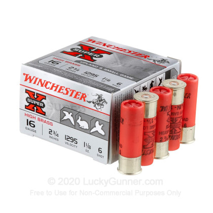 Image 3 of Winchester 16 Gauge Ammo