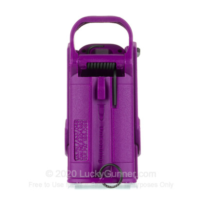 Large image of maglula Purple Universal Pistol Magazine Loader For 9mm through 45 ACP handgun magazines For Sale