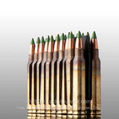 Image 8 of Lake City 5.56x45mm Ammo