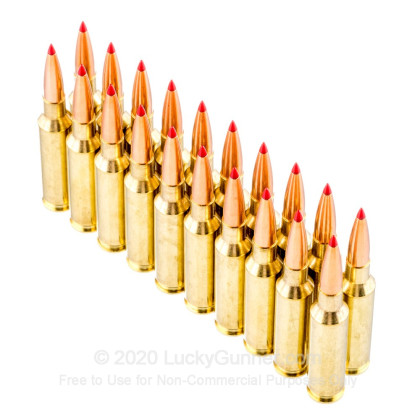 Image 4 of Hornady 6.5mm Creedmoor Ammo