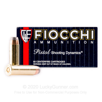 Image 2 of Fiocchi .38 Special Ammo