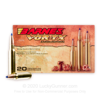 Image 2 of Barnes .338 Winchester Magnum Ammo