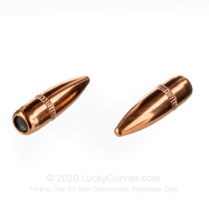 "Large image of Cheap 223 Rem ( .224"" Diameter) Projectiles  For Sale - Mixed Bullets in Stock by Various Manufacturers - 250 Count"
