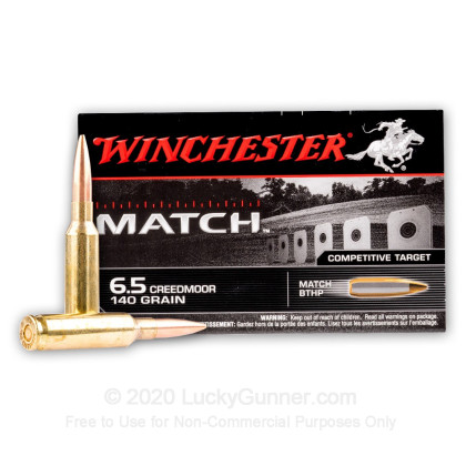 Image 1 of Winchester 6.5mm Creedmoor Ammo