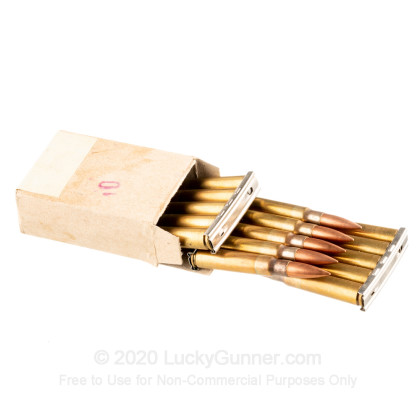 Image 2 of Military Surplus 8mm Mauser (8x57mm JS) Ammo