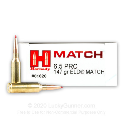 Image 1 of Hornady 6.5 PRC Ammo