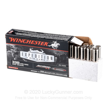 Image 3 of Winchester .338 Winchester Magnum Ammo
