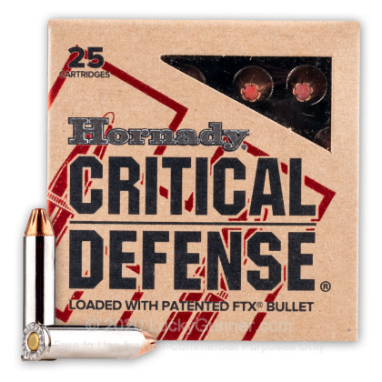 Image 2 of Hornady .327 Federal Magnum Ammo