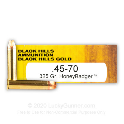 Image 1 of Black Hills Ammunition 45-70 Ammo