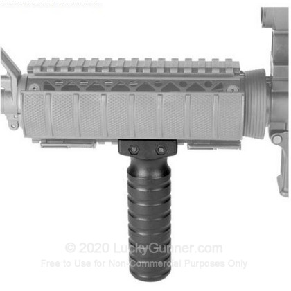 Large image of Blackhawk AR-15 Vertical Grip For Sale - Blackhawk Vertical Grip for Mounting on Picatinny Rail Systems