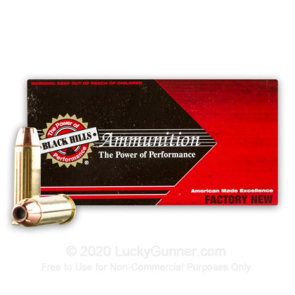 Image 2 of Black Hills Ammunition .44 Magnum Ammo