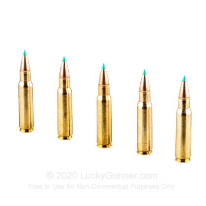 Image 4 of Sellier & Bellot 6.8 Remington SPC Ammo