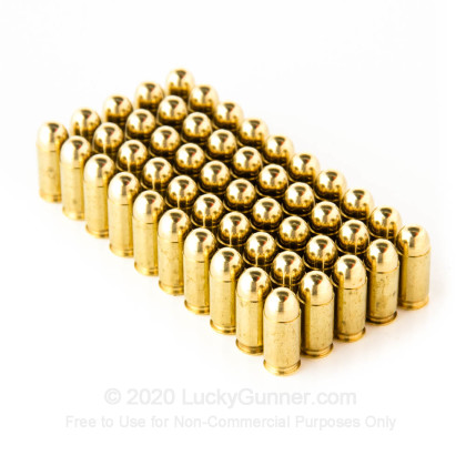 Large image of 9mm Makarov (9x18mm) Luger Ammo For Sale - 95 gr FMJ Fiocchi Ammunition For Sale