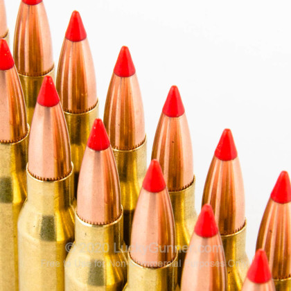 Image 5 of Nosler Ammunition 7mm-08 Remington Ammo