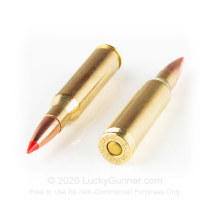 Image 6 of Nosler Ammunition 7mm-08 Remington Ammo