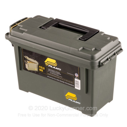 Large image of Plano Ammo Can 30 Cal Olive Green Brand New For Sale