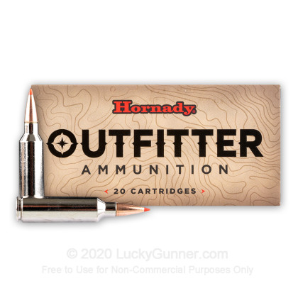 Image 2 of Hornady 7mm Winchester Short Magnum Ammo