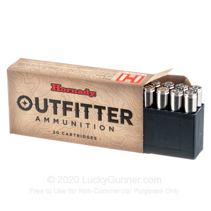 Image 3 of Hornady 7mm Winchester Short Magnum Ammo