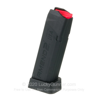 Large image of Amend2 Glock 9mm G17 18 Round Magazine For Sale - 18 Rounds