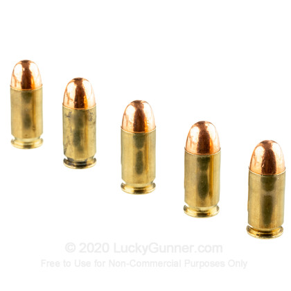 Image 4 of Military Ballistics Industries .45 ACP (Auto) Ammo