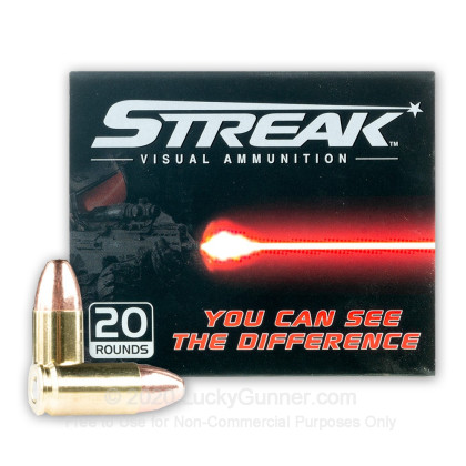Image 2 of Streak 9mm Luger (9x19) Ammo