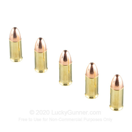 Image 4 of Streak 9mm Luger (9x19) Ammo