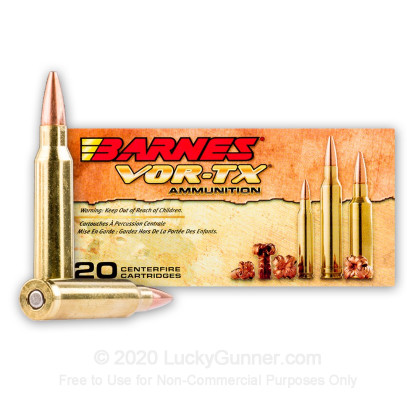 Image 2 of Barnes 5.56x45mm Ammo