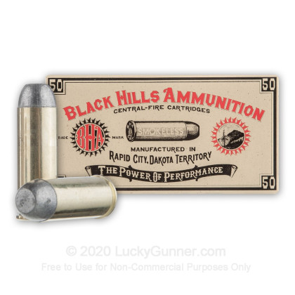 Image 2 of Black Hills Ammunition .45 Long Colt Ammo