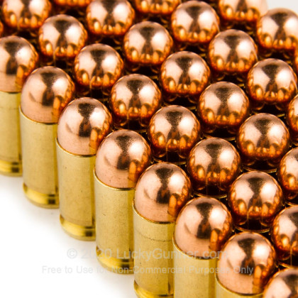 Large image of Bulk 9mm Makarov Ammo For Sale - 95 gr FMJ - GECO Ammunition For Sale - 1000 Rounds