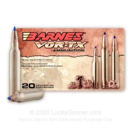 Image 2 of Barnes .300 Winchester Magnum Ammo