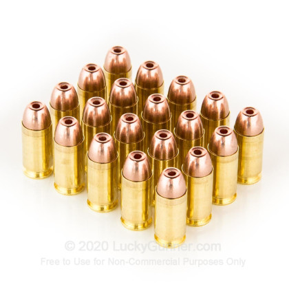 Image 4 of Team Never Quit .40 S&W (Smith & Wesson) Ammo