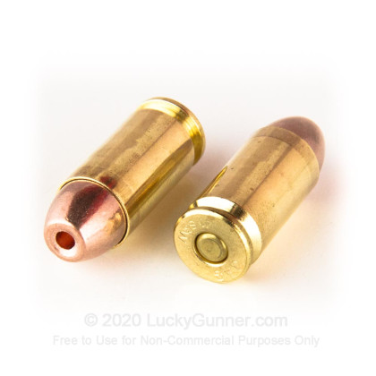 Image 6 of Team Never Quit .40 S&W (Smith & Wesson) Ammo