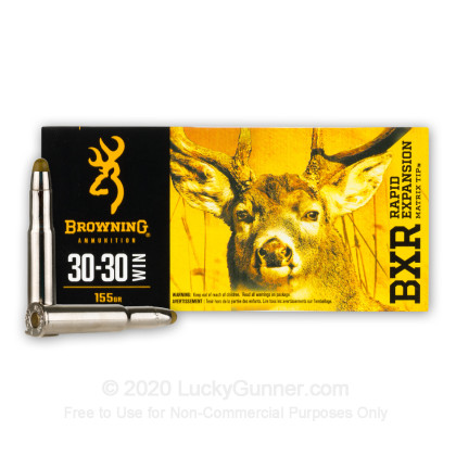 Image 2 of Browning .30-30 Winchester Ammo