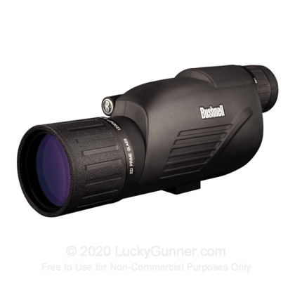 Large image of Bushnell Legend Ultra HD Spotting Scope For Sale - 15-45x - 60mm - 785460ED - Black Matte - In Stock - Luckygunner.com