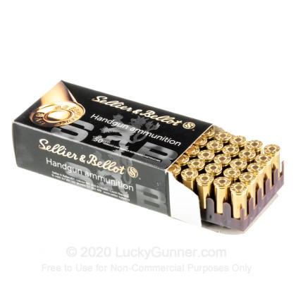 Image 3 of Sellier & Bellot .32 (Smith & Wesson) Long Ammo