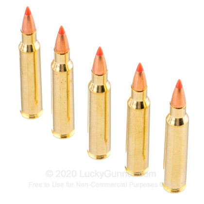 Image 4 of Fiocchi .223 Remington Ammo