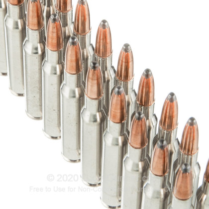 Large image of Bulk 270 Ammo For Sale - 150 Grain Power Point Ammunition in Stock by Winchester 150th Anniversary - 200 Rounds