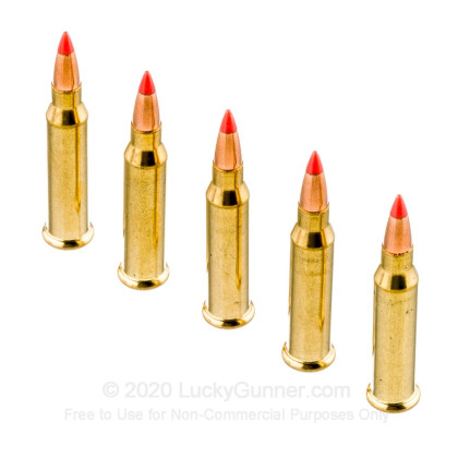 Image 4 of Hornady .17 Win Super Mag (WSM) Ammo