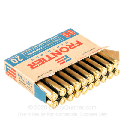 Image 3 of Hornady 5.56x45mm Ammo