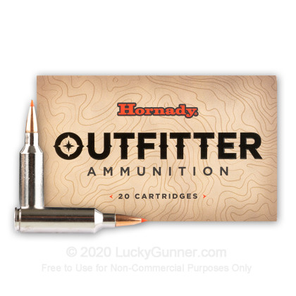 Image 2 of Hornady .270 Winchester Short Magnum Ammo