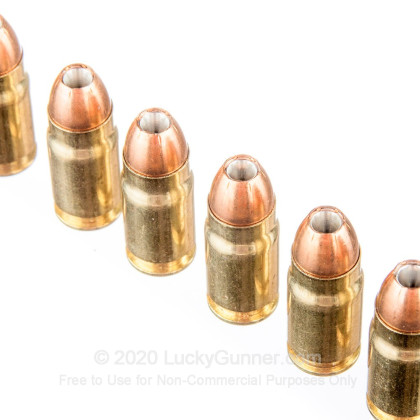 Image 5 of Dynamic Research Technologies .357 Sig Ammo