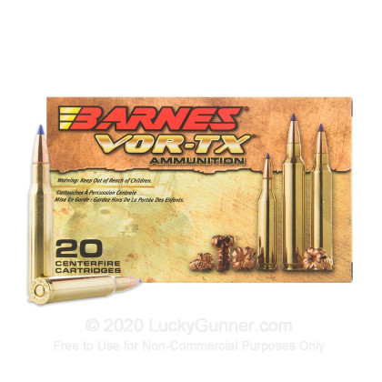 30-06 Springfield - 150 gr Lead Free TTSX Hollow Point ...