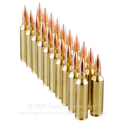 Image 4 of Barnes .270 Winchester Short Magnum Ammo