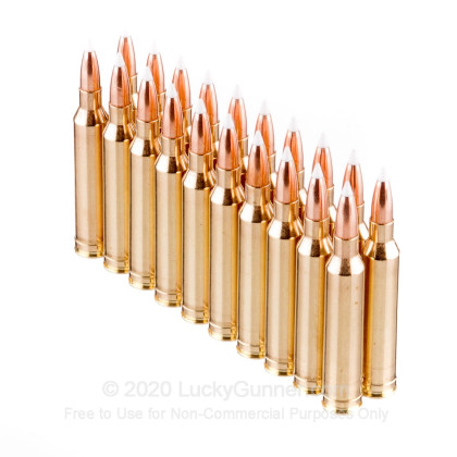 Image 4 of Nosler Ammunition 7mm Remington Magnum Ammo