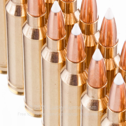 Image 5 of Nosler Ammunition 7mm Remington Magnum Ammo