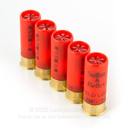 Image 4 of Sellier & Bellot 12 Gauge Ammo