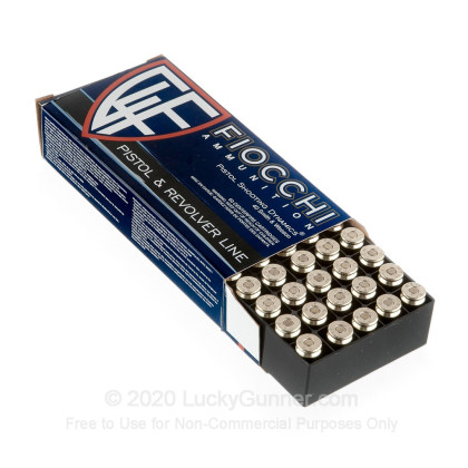 Image 3 of Fiocchi .40 S&W (Smith & Wesson) Ammo