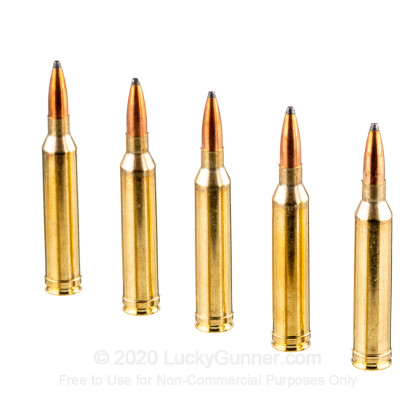 Image 4 of Prvi Partizan 7mm Remington Magnum Ammo