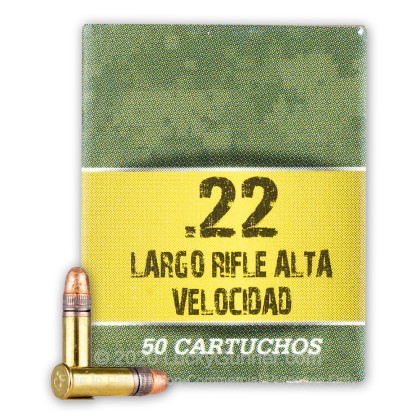 Image 2 of Cascade International .22 Long Rifle (LR) Ammo